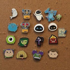 Pixar Pins